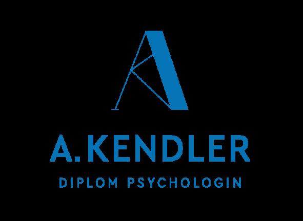 Das Logo der Praxis A. Kendler Diplom Psychologin